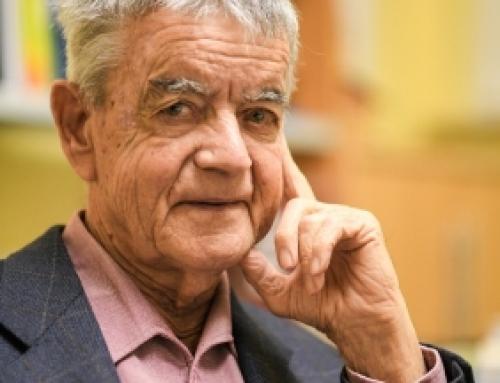 Gemeinsam sind sie stark: Professor Eggers und seine Stiftung